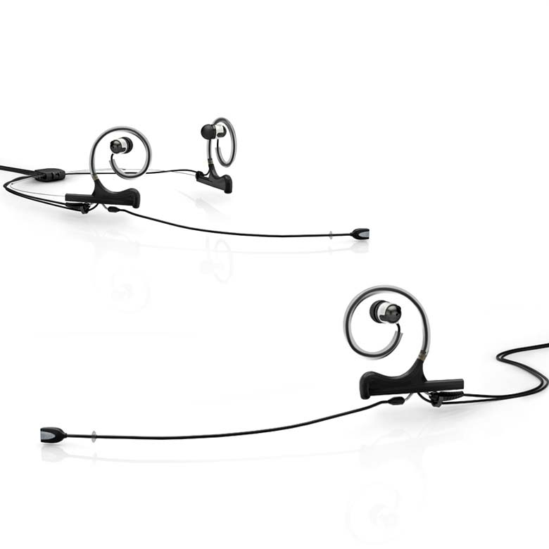 d:fine™ Slim In-Ear Broadcast Headset Microphone
