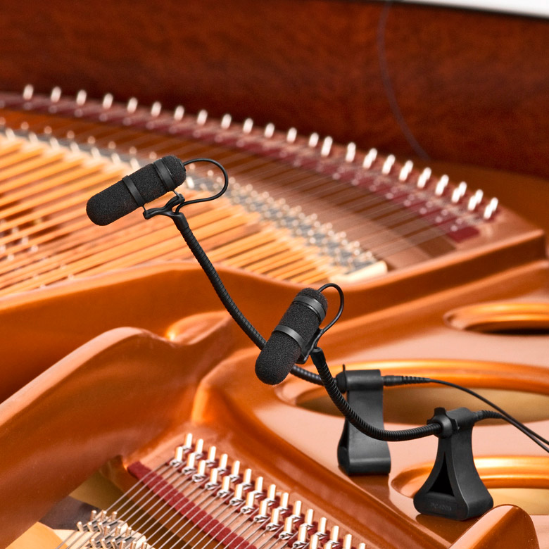 D Vote 4099p Stereo Microphone System For Piano